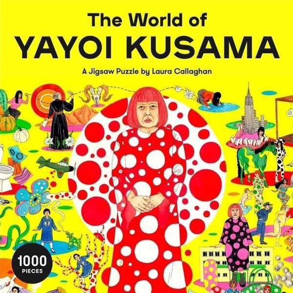 Bilde av The world of Yayoi Kusama,