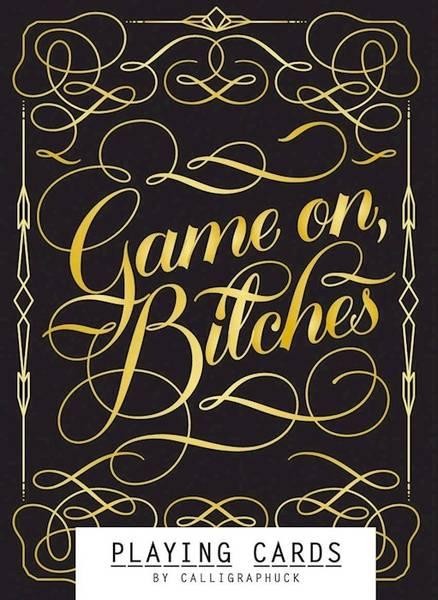 Bilde av Game On Bitches - Playing