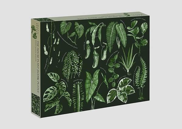 Bilde av The House Plant Jigsaw Puzzle